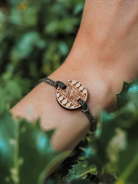 Bracelet en bois Quka