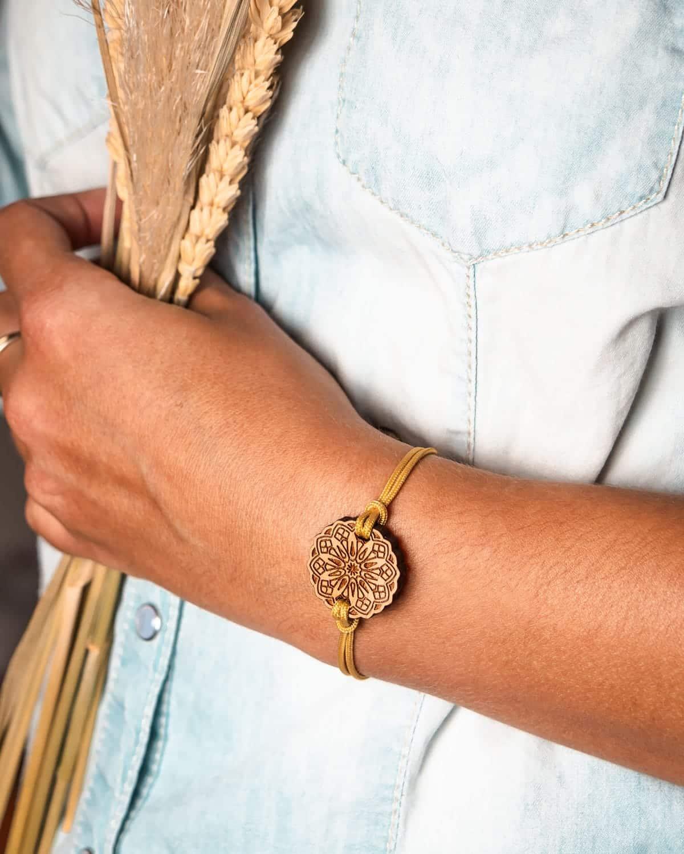 Bracelet en bois Lona