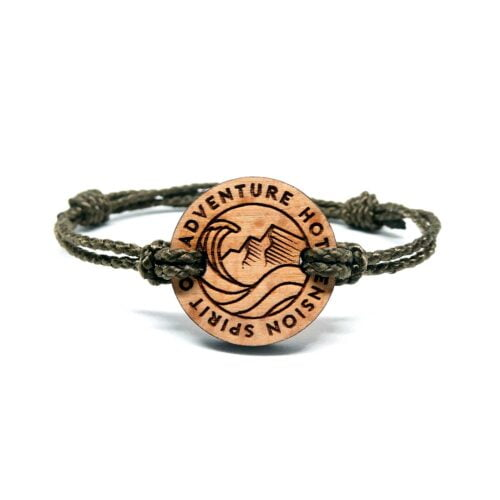Bracelet en bois hot tension