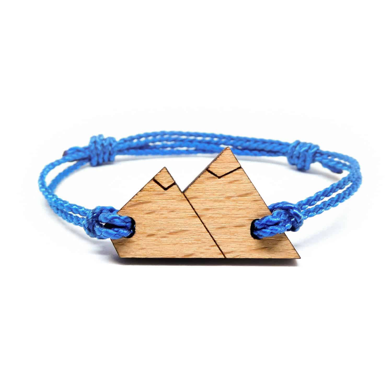 bracelet en bois summit 1